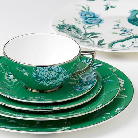Jasper Conran Chinoiserie Green Collection