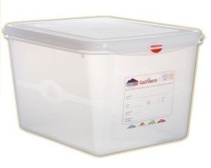 Polypropylene Gastronorm Container - Half Size / Tall
